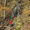 秋の鳳凰三山へ(その1)