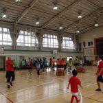 (地域日記)PTAスポーツ大会